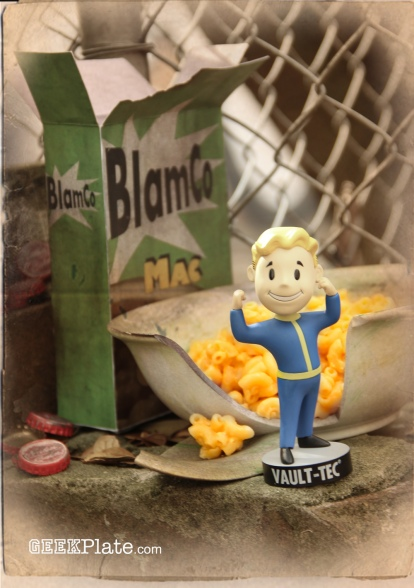 Fallout 3 Fallout New Vegas Blamco Mac Cheese 1