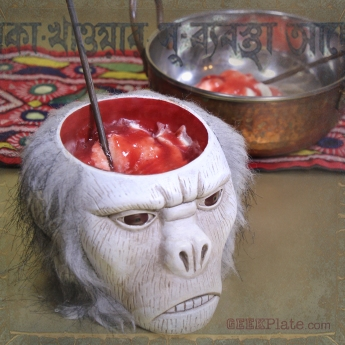 GeekPlate Chilled Monkey Brains Recreation