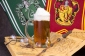 A recreation of Harry Potter's favourite drink- Butterbeer